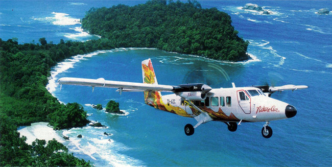 Costa Rica Regional Flights