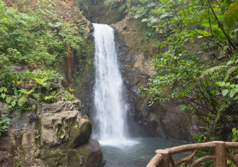 Explore Alajuela Waterfalls, Costa Rica