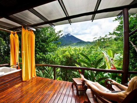 Explore Arenal Hotels and Accomodations