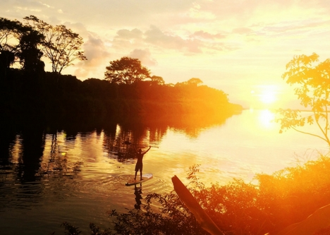 Explore SUP and Surf Tours Dominical Costa Rica