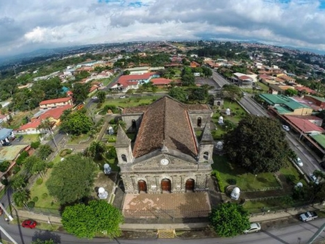 Explore Historic Heredia, Costa Rica