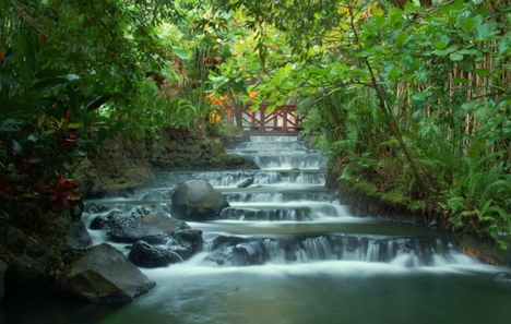 Explore La Fortuna Hot Springs, Costa Rica