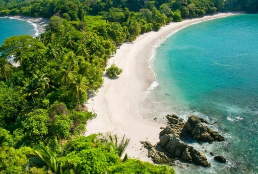 Explore Manuel Antonio Beach Costa Rica