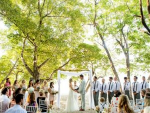 Explore Reserva Conchal Wedding Costa Rica