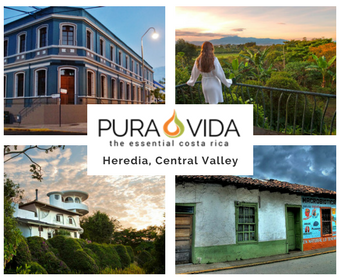 Heredia Central Valley Costa Rica
