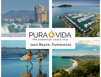 Jaco Beach Puntarenas Costa Rica