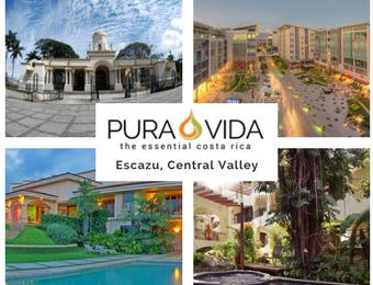 Escazu Central Valley Costa Rica