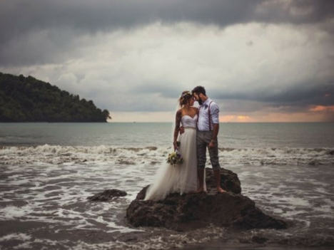 Explore Weddings in Dominical Costa Rica