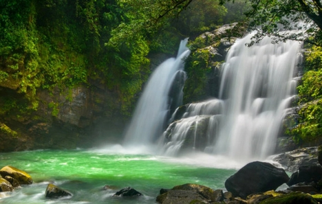 Explore Dominical Waterfalls Costa Rica