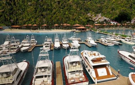 Explore Golfito Costa Rica Marina Information