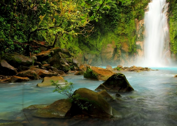 Explore La Fortuna Tours of Rio Celeste