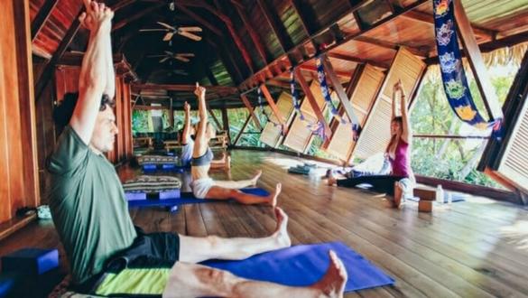 Explore Montezuma Yoga Costa Rica