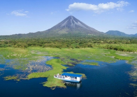 Explore Lake Arenal Boat Tours Costa Rica